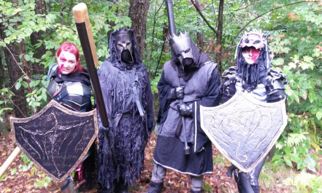 What is a Larp?