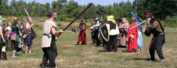 2014 Recap – an overview of trends in Larping