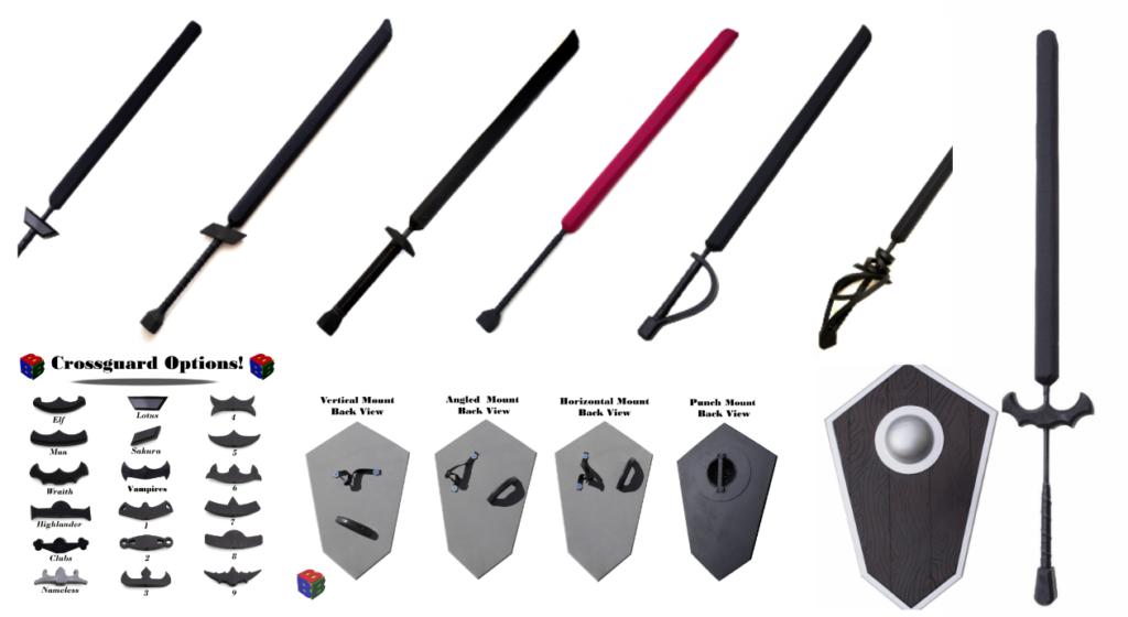 Larp Weapons | LarpHack