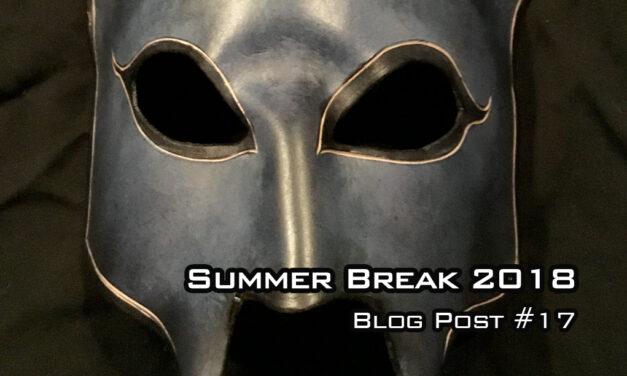 LARP Summer Break 2018