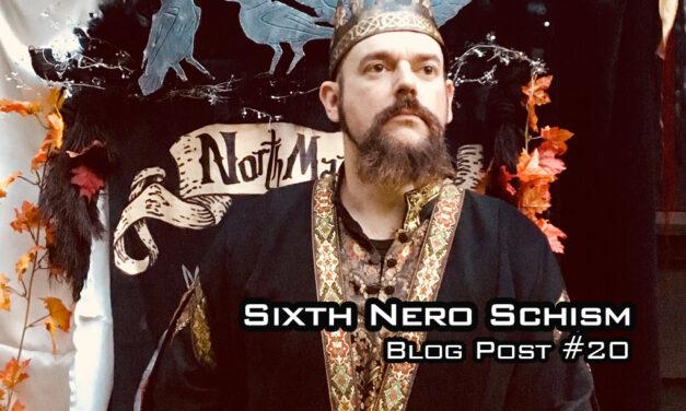 The Sixth NERO Schism