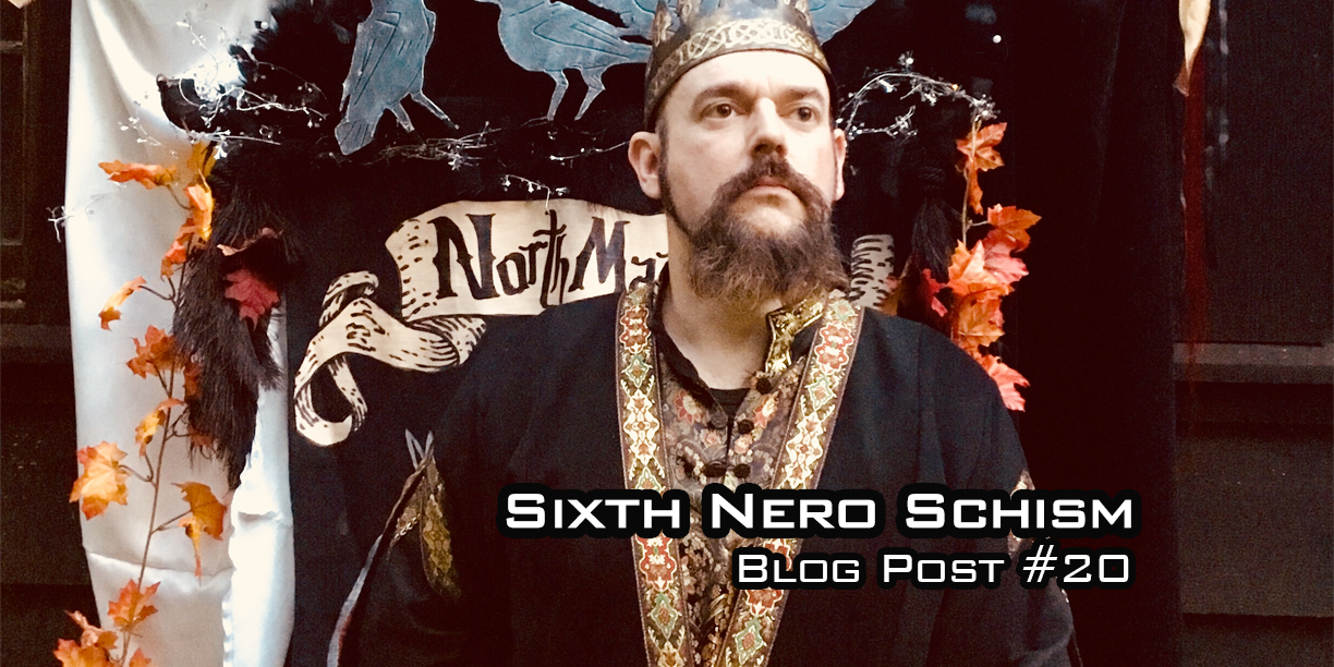 The Sixth NERO Schism