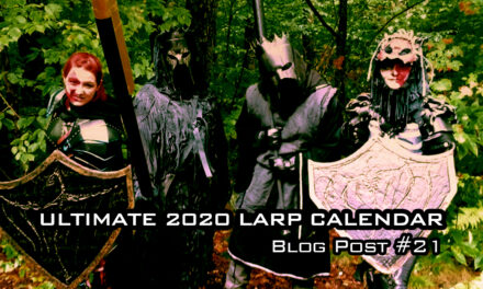 2020 Ultimate New England Sport LARP Calendar